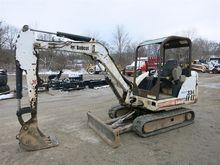 Used Bobcat 334 in S