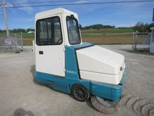 Tennant 6550 Sweeper