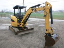 2008 Caterpillar 303 C CR