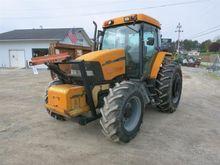 Case MX100C 4X4 Utility Tractor