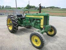 John Deere 420 W Tractor