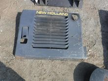 New Holland Skid Steer Rear Doo