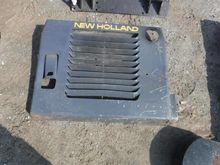 New Holland Skid Steer Rear Doo
