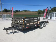Quality Tandem Axle Trailer