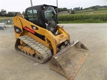 2013 Caterpillar 279C2 Skid Ste