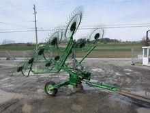 Frontier 1010 Wheel Rake