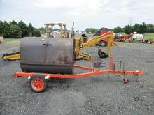 Pig Cooker W/ Side Burner