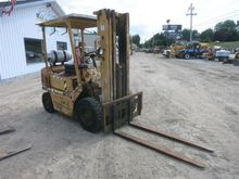 TCM FG20 N7 Forklift