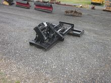 New Forklift Mast