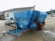 LuckNow Mixer Wagon