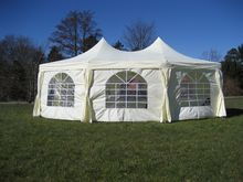 16ft x 22ft Marquee Event Tent