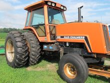 Allis Chalmers 8010 Tractor