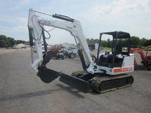 Bobcat 337 Mini Excavator