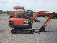 Kubota KX 91-2 Mini Excavator