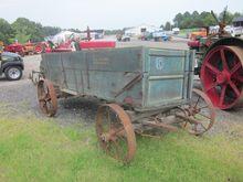 Studebaker Wooden Cart