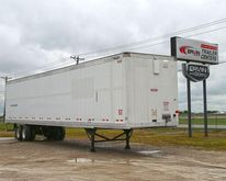 2007 GREAT DANE Sheet and Post/