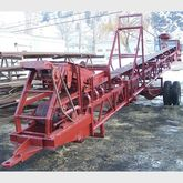18 in x 44 ft Portable Conveyor