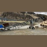 24 in x 42 ft Truss Conveyor