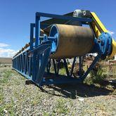 24 in x 44.5 ft Truss Conveyor