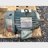 Reliance 5 hp Electric Motor