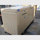 Ford 80 kW Propane Generator