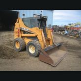 Case 85XT Skid Steer