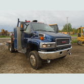 GMC C5500 Boom Truck
