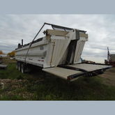 Arnes 35 ft End DumpTrailer