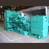Cummins 2000 kW Diesel Generato