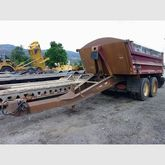 Loadline 14 ft T/A End Dump Gra