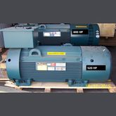 Baldor 520 hp Electric Motor