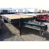 Trailtech 21 ft Tandem Axle Tra