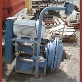 Linatex 4 x 4 Slurry Pump