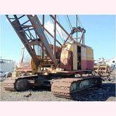 Bucyrus-Erie 65D Crawler Crane