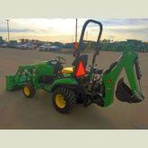 Tractor de Utilidad John Deere