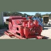 Wilson 900 Duplex Mud Pump