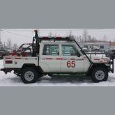 Toyota Quad Cab Crew Carrier