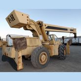 P&H 18 Ton Rough Terrain Crane