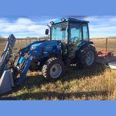 Tractor Landini 6544