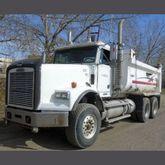 Camión de Volteo Freightliner F