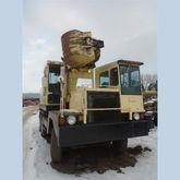 Gradall Badger Mobile Excavator
