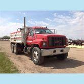 GMC C8500 Dump Truck