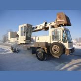 Gradall G660B Mobile Excavator