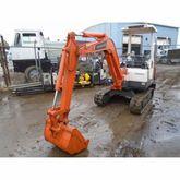 Yanmar S160F Mini Excavator