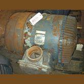 GE 100 HP Motor
