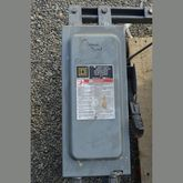 Square D 30 Amp Heavy Duty Safe