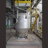 550 Gallon SS Vertical Tank