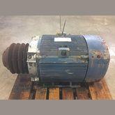General Electric Tri-Clad 50 HP