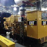 CAT 1250 kW Stationary Engine G