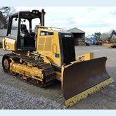 Tractor de Banda Caterpillar D3